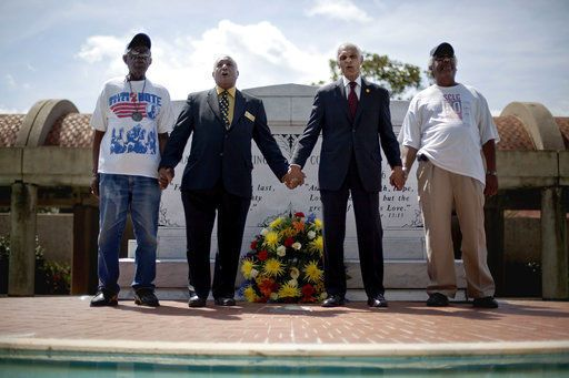 Charlottesville violence revives painful past for minorities