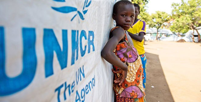 More than one million South Sudan refugees in Uganda