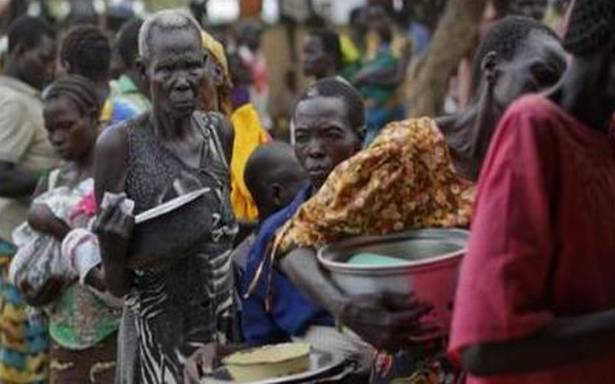 UN says 1 million South Sudan refugees now in Uganda