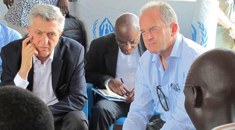 One million South Sudan refugees now in Uganda, United Nationssays