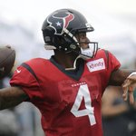Savage is Houston's starting QB, but Watson impressing early