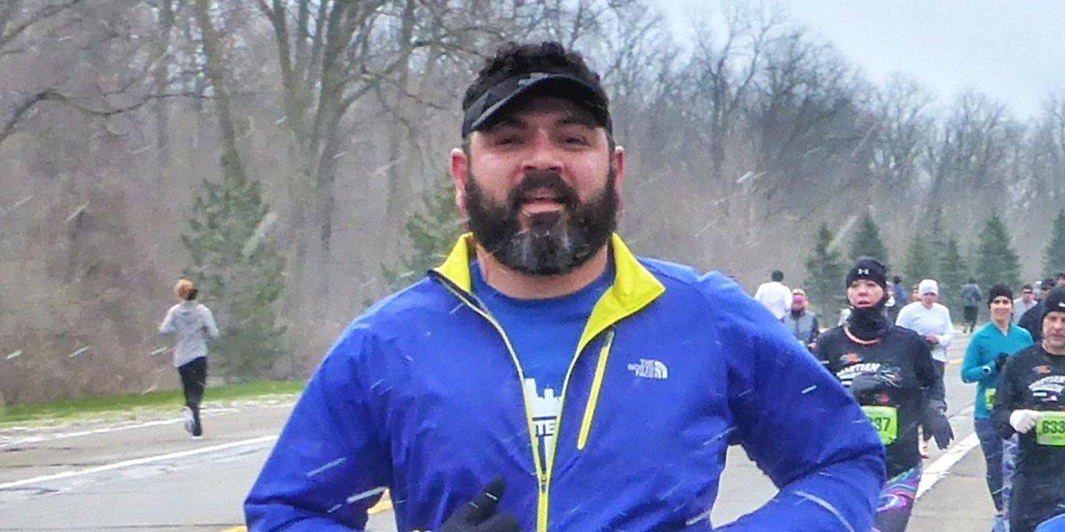 Detroit Free Press marathon runner of the week: Rami Saad