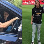Luke Shaw superfan asks Man United defender for a photo - he takes her to Old Trafford and gives personal tour