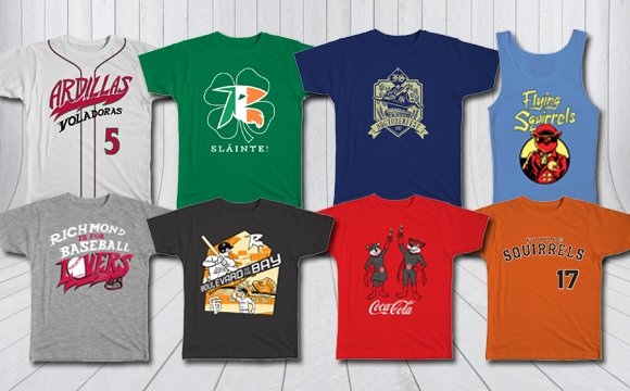 #TBT to all the awesome shirts we've given out so far this year! Which shirt is your favorite? https://t.co/boPR2V0aqJ