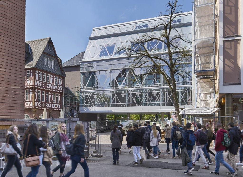 Frankfurtbaut photo
