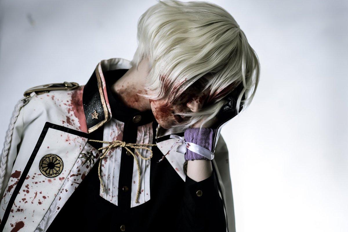 【 刀剣乱舞/髭切 】「 これ以上  僕を怒らせるな 」photo:イチ子さん