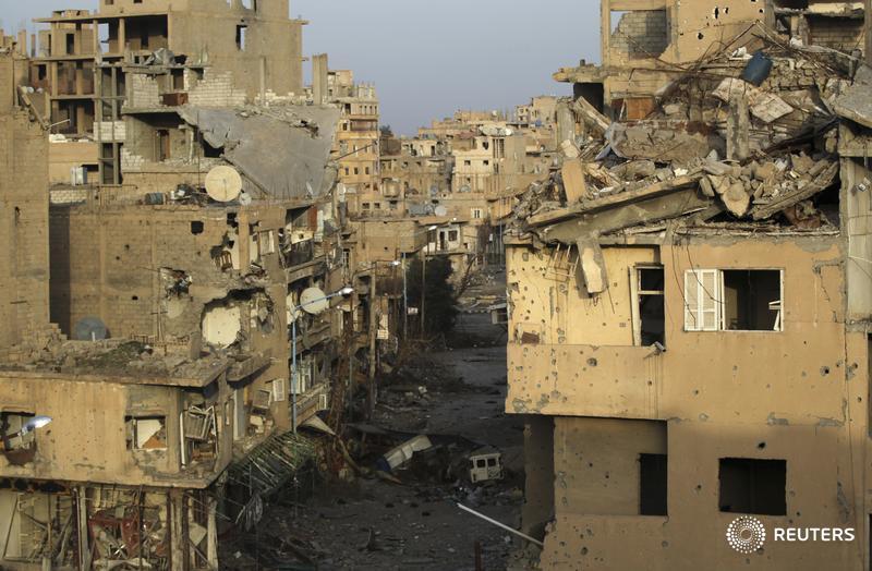 Assad's march east compounds West's Syria dilemma