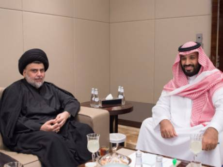 Riyadh pushing for a strong, independent Iraq