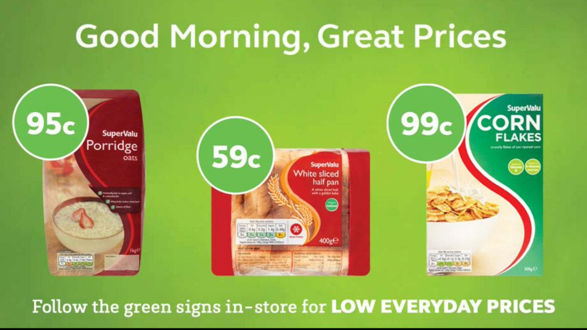Make sure you try our everyday low prices! Just follow the green signs! https://t.co/8q4NqARNuw