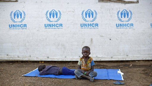 The Latest: 1 million South Sudan refugees now in Uganda