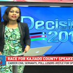 Career civil servants poll losers jostle for speaker job in Kajiado