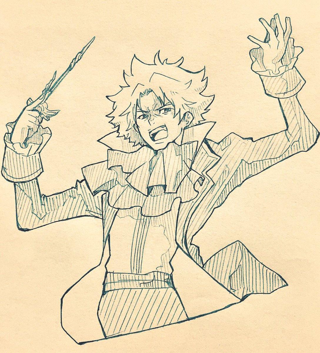 ムッジーーク!!!!クラシカロイドのベートーヴェンベトさん