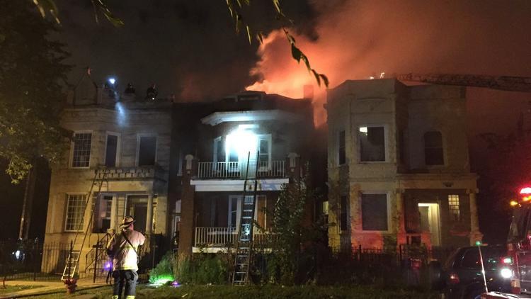 Man found dead in Lawndale house fire