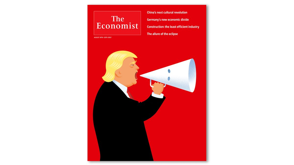 Amazing cover from @TheEconomist https://t.co/iEf9XBFisA