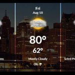SE Michigan under severe storm threat Thursday; thunderstorms, downpours expected