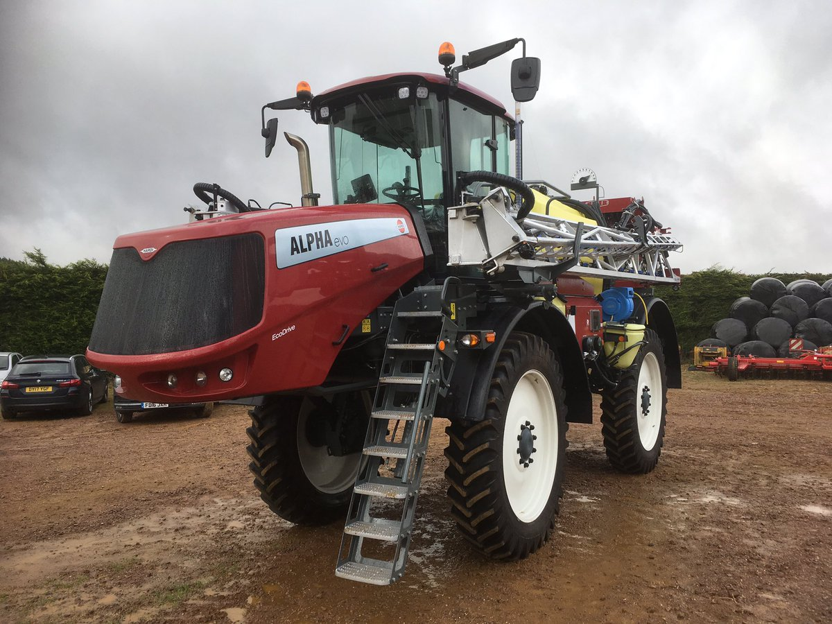 test Twitter Media - New @hardisprayers alpha evo delivered and installed in Northamptonshire today #fouroffour https://t.co/EbhIa61mtD