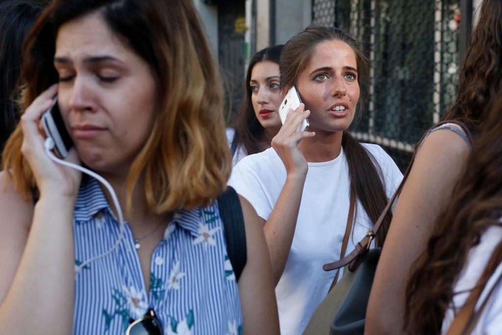 ÚLTIMA HORA Hay 13 muertos y más de 50 heridos en el ataque terrorista en #Barcelona https://t.co/9c44AfzTkY https://t.co/5xoOvuBgZp