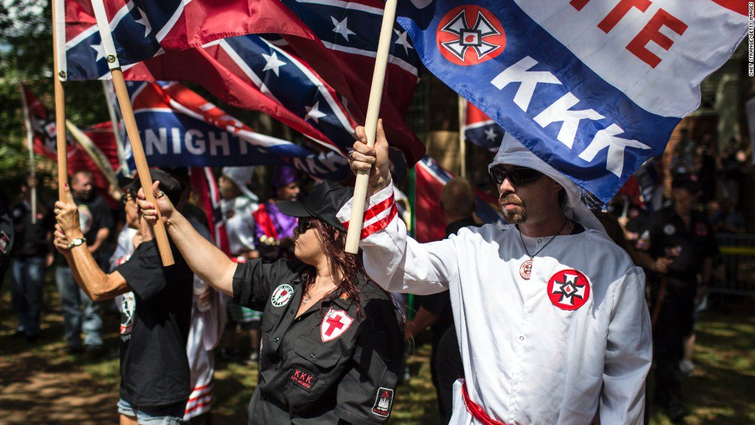 What white nationalists and the KKK have in common with Islamist jihadis (a lot) https://t.co/IRkom2gr60 https://t.co/zX8n7EZHtd
