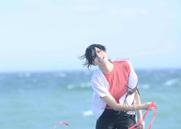 【cos】刀剣乱舞/土方組 ※学生現パロそこにある波の音と、君の笑顔があまりにも同じだから和泉守兼定: photo: