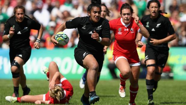 Black Ferns rout Canada to qualify for Women's Rugby World Cup semifinals