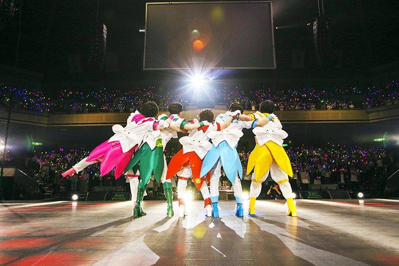 【Blu-ray&DVD】美男高校地球防衛部LOVE!LOVE!ALL STAR!BD&DVD本日発売!防衛部の
