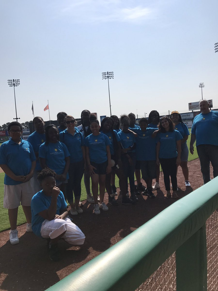 RT @MsMathMaster: What a trip! Thank you @GoSquirrels for your amazing hospitality to our BML students ⚾️🐿 #GoNuts https://t.co/oqAQcznNjW