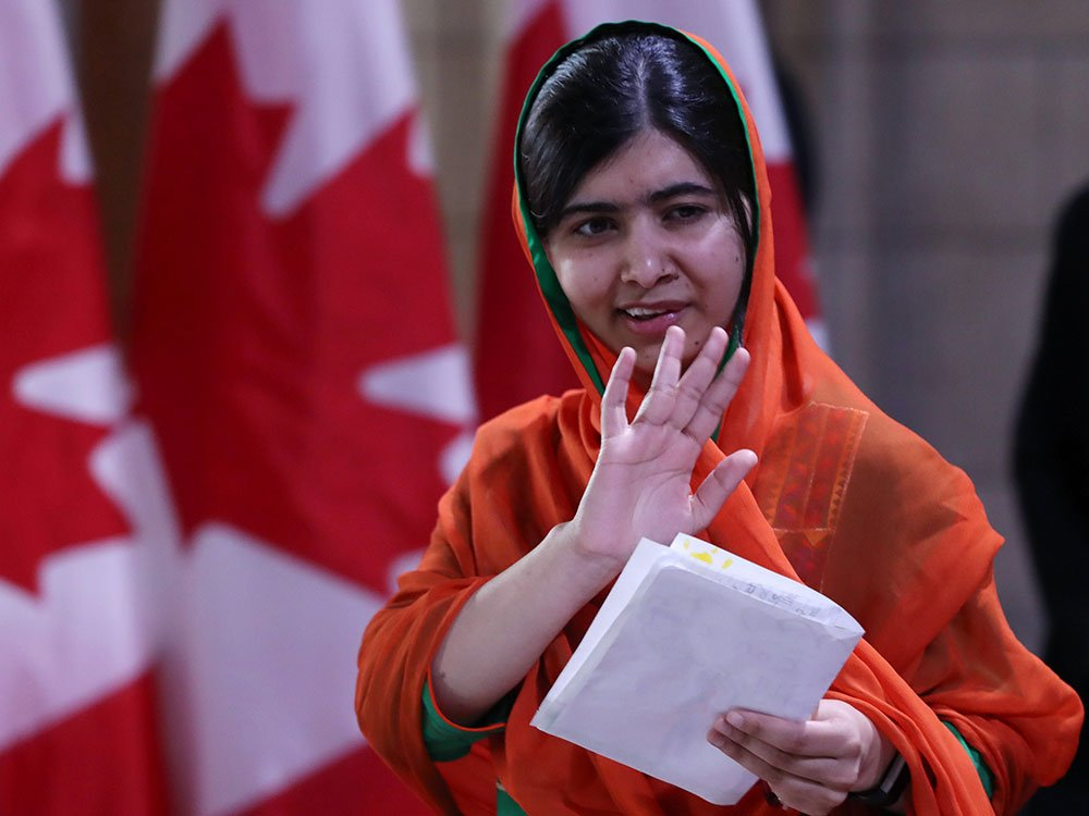 The Pakistani girl the Taliban tried to silence — Malala Yousafzai — to study at Oxford