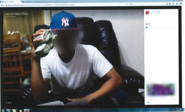 Rival gangs arrested after posting about shootings and drugs on Facebook and YouTube