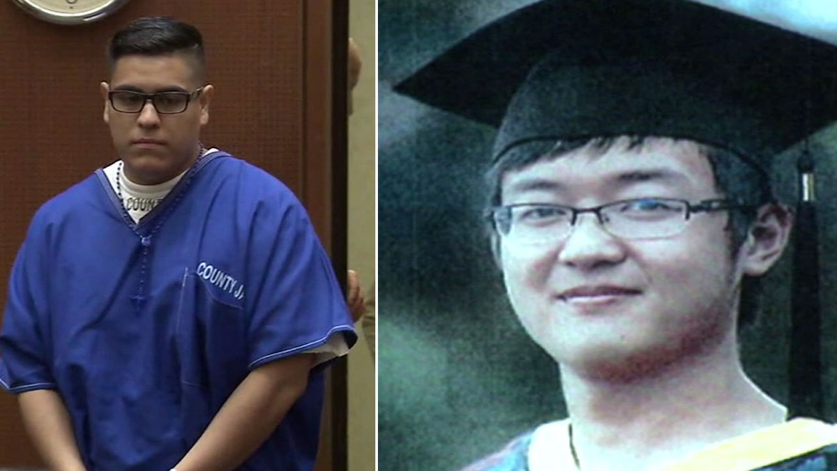 Man gets to life without parole in beating death of Chinese grad student