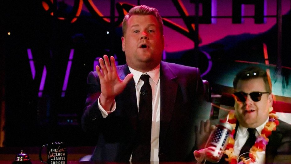 Watch: @JKCorden remixes 'Despacito' to comment on Trump, 'Bachelorette' and Beyonce's twins