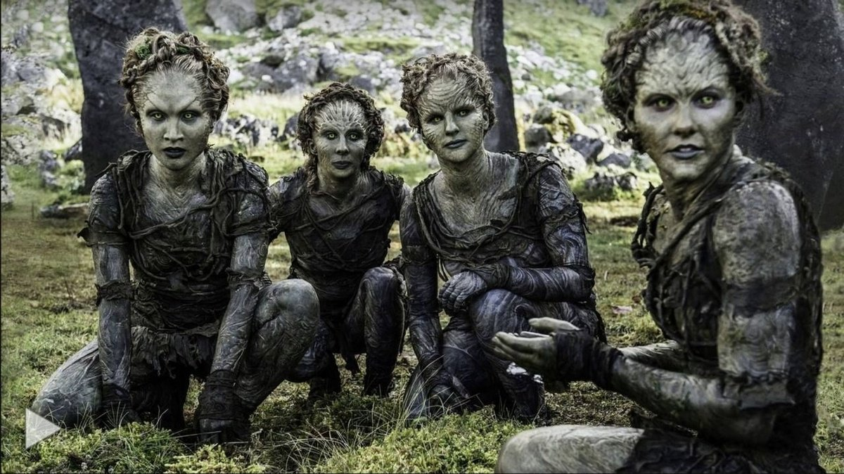 Who are the 'Children of the Forest' in 'Game Of Thrones,' and why are they so important?