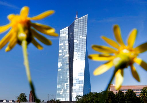 European Central Bank still concerned about low inflation