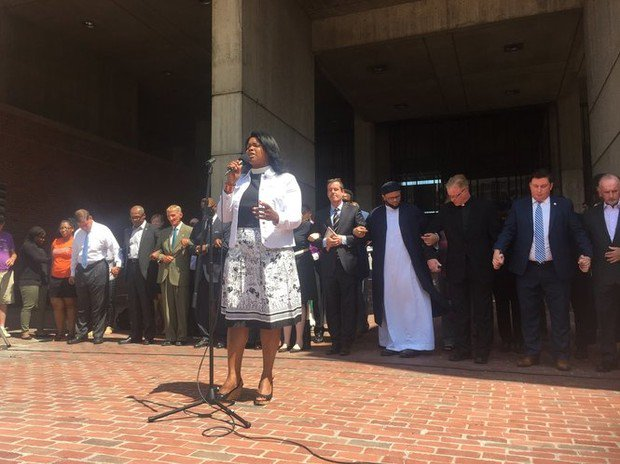 Religious, city leaders appeal for peace ahead of 'Free Speech' rally on Boston Common