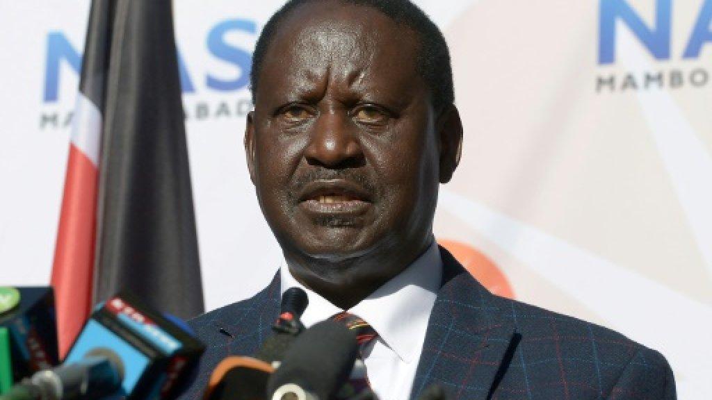 Kenya election body pressured to publish result forms
