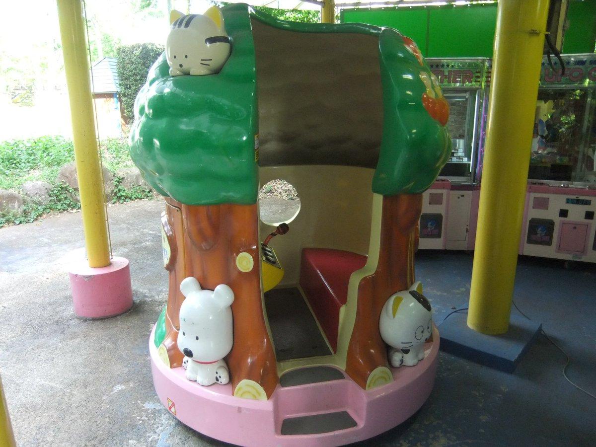 #乗り物ラボラトリーセガ 3町目のタマ わくわくタマ&フレンズ1994年登場、マイクで話すことができる乗り物でボタンでも