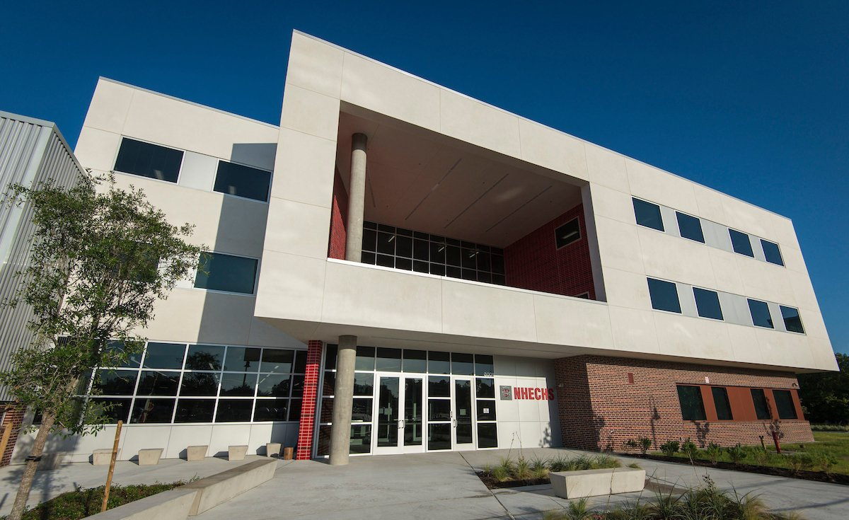 See how Houston ISD schools have transformed after the 2012 Bond projects