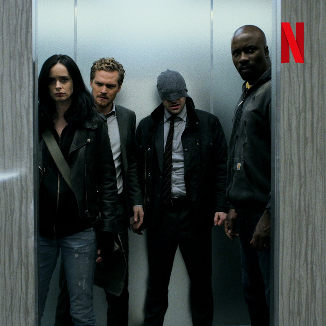 Don't call them heroes. Marvel's The Defenders is now streaming, only on Netflix. https://t.co/nQS0Zne7sk