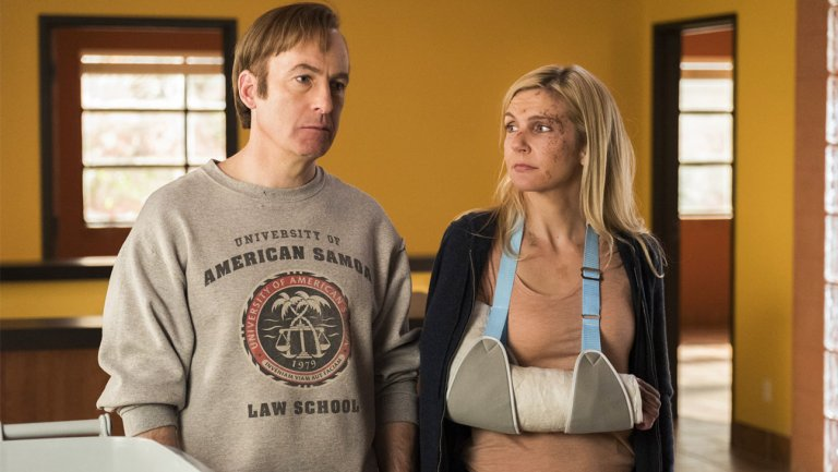 .@mrbobodenkirk wants 'Better Call Saul' to feature 'Breaking Bad' scenes