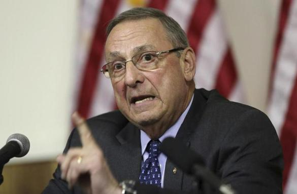 Removing Confederate statues like losing 9/11 memorial, Maine governor says