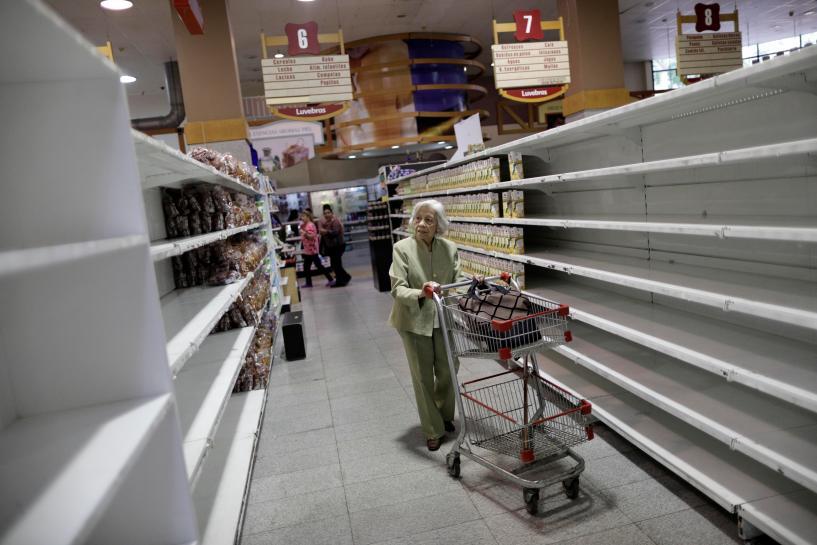 Venezuela central bank has $2 billion cash to pay 2017 debt: report