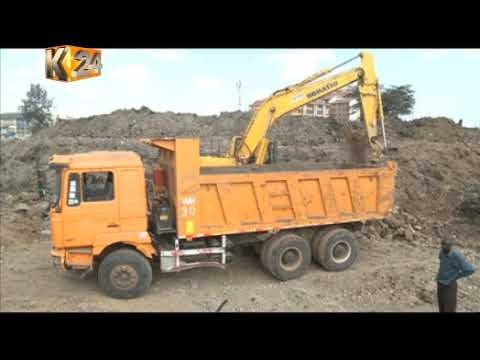 KENHA signs two contracts worth Ksh. 235B for roads construction