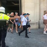 Islamic State claims responsibility for Barcelona van attack