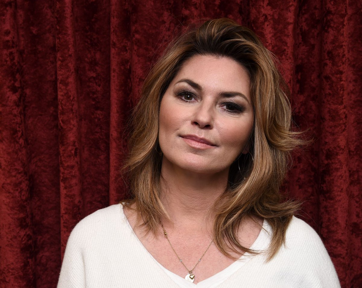 Country pop star Shania Twain sets Houston date