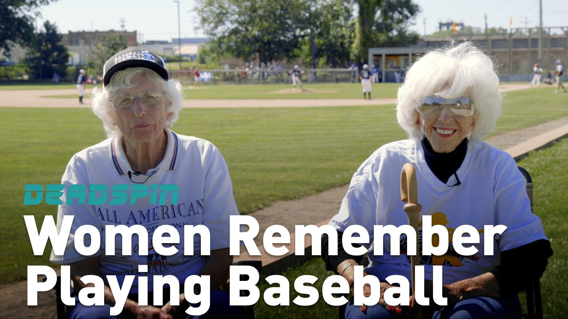 When women played baseball https://t.co/r7q5D7lGxD https://t.co/6fZosFe1pD