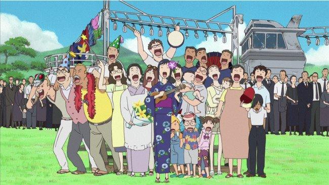 日本の夏!『サマーウォーズ』の夏!! 細田守監督が家族の絆を描いた名作を『金曜ロードSHOW!』  #サマーウォーズ #
