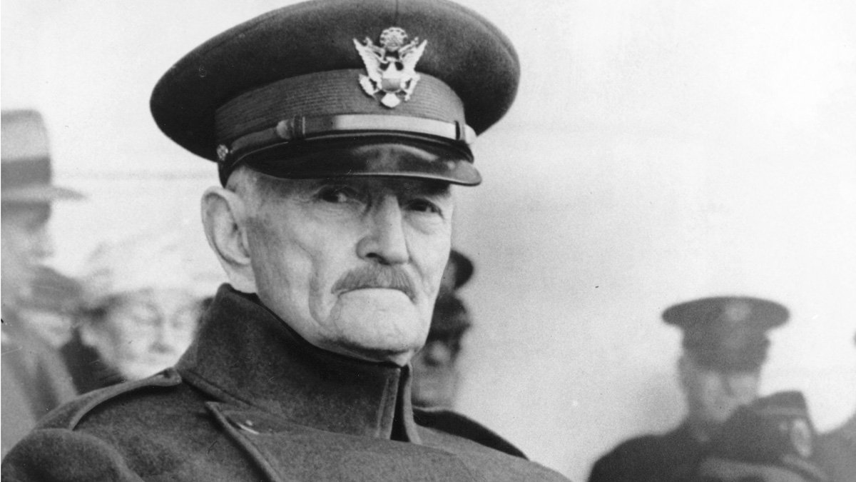 Trump, Pershing and terrorism: A primer on the president's tweet urging a history lesson