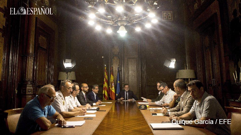 Los mossos confirman un atrope guerraypaz