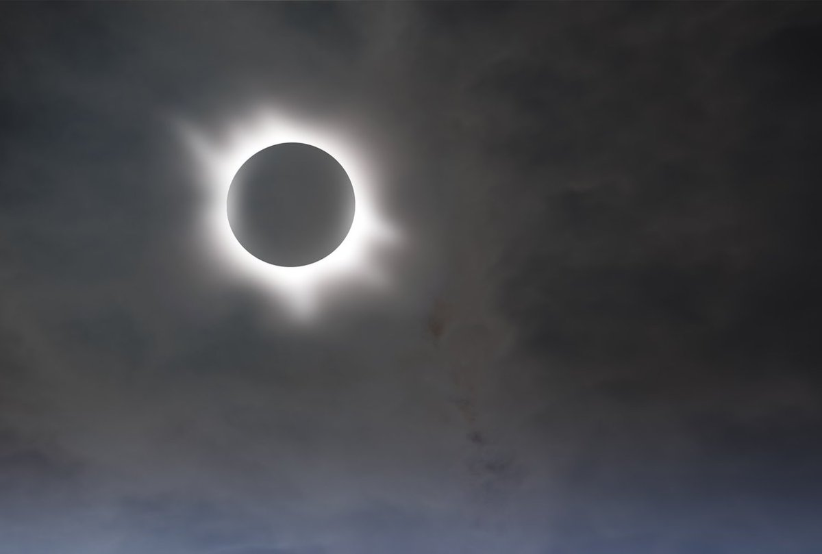 Why Plasma Is the Crown of the Solar Eclipse