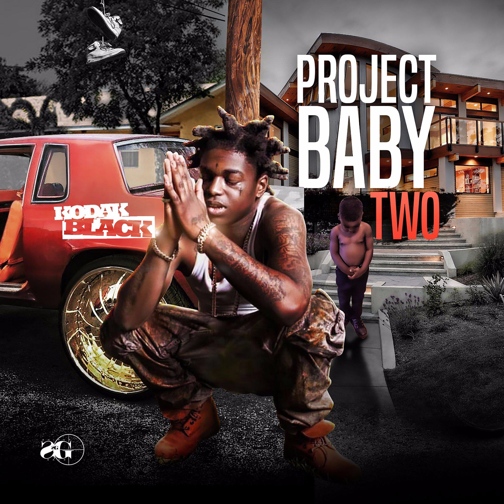 Kodak Black just dropped 'Project Baby 2' https://t.co/e465DV5H3F https://t.co/nAIW6ipGsR