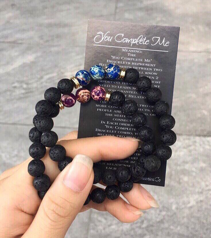 Obsessed with our You Complete Me Bracelets from https://t.co/umKAdxezN1 ������ https://t.co/zUuFwQg5Fx